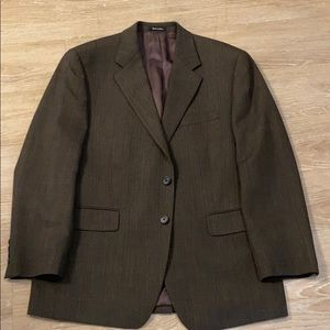 Brown Izod Sport Coat